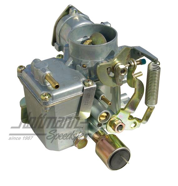 3 Carburador tapa junta Solex 34 PICT 34 PICT 4 carburador VW Escarabajo nuevo